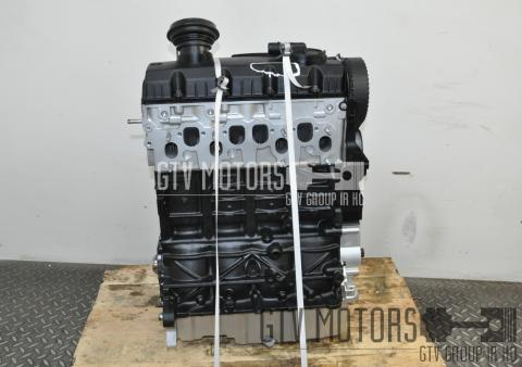 VW GOLF V 1.9TDI 77kW 2007 REBUILDED ENGINE BXE