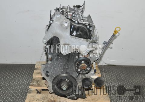 RENAULT SCENIC 1.6dCi 96kW 2014 ENGINE R9M402