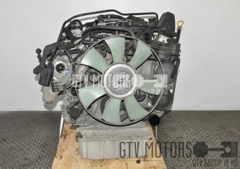 MB SPRINTER 213CDI 95kW 2014 COMPLETE ENGINE 651.955