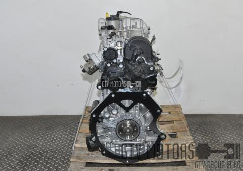 VW GOLF VII 1.4TSI 2016 92kW ENGINE CZCA