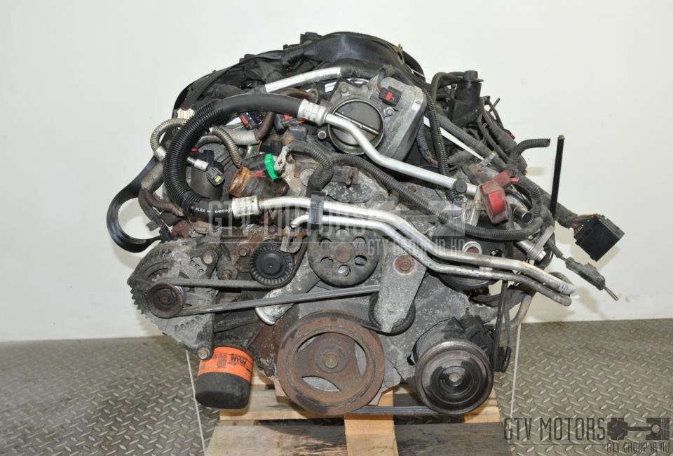 Jeep Grand Cherokee 5 7 V8 4x4 2006 240kw Engine Ezb