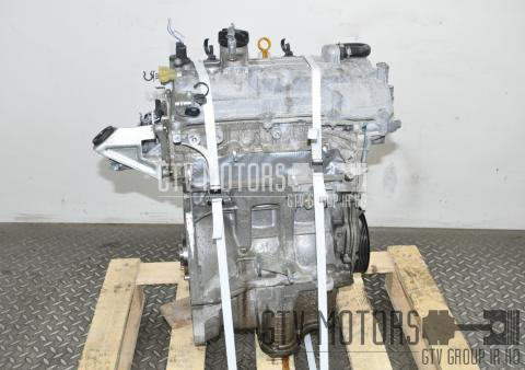 Used NISSAN NOTE  car engine  HR12 by internet